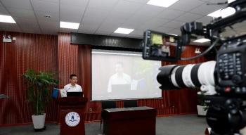 东北财经大学网络教育学院校友会第四届理事会一次会议召开